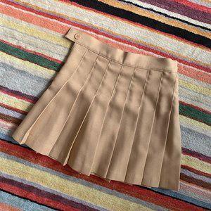 American Apparel Tennis Skirt (S)